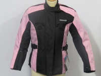 Ladies cordurra jacket -pink