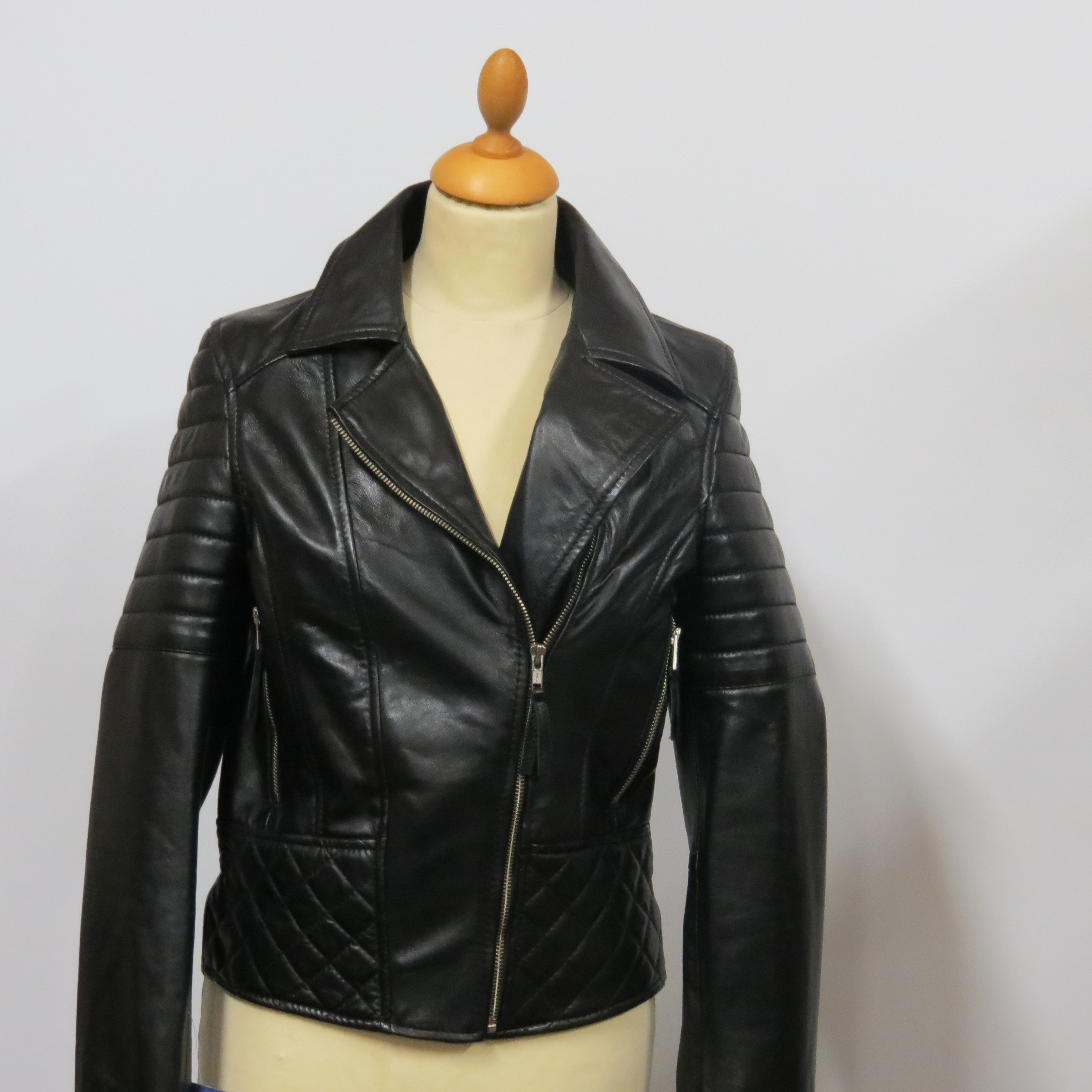 "Ladies ""attraction"" 006 A1 grade soft nappa leather available in sizes 10 to 18"
