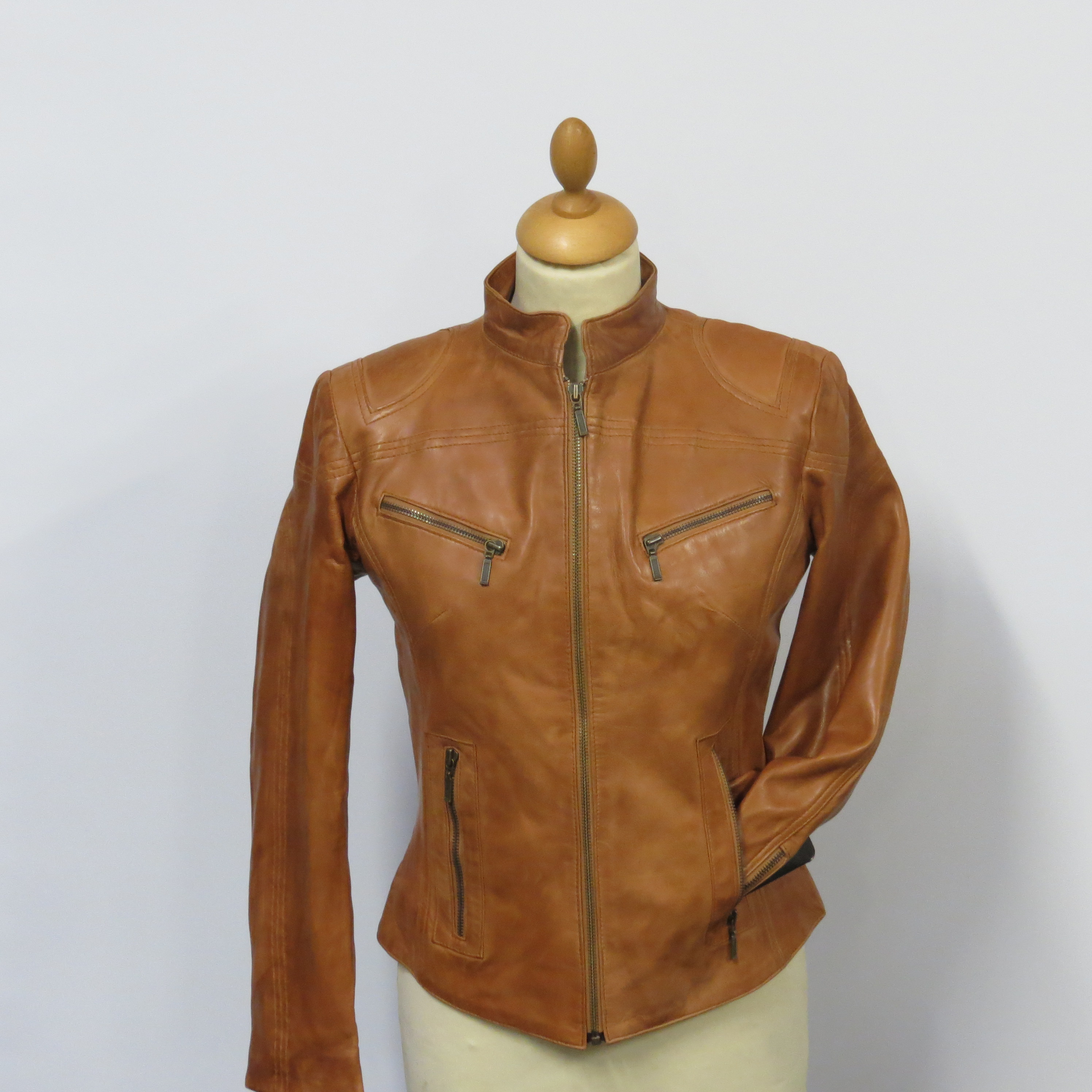 Ladies Leather Jackets |