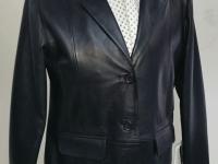 "Classic ladies blazer style ""2057"" soft nappa leather"