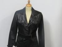 Ladies short belted jacket