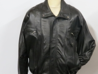 Mens 303, black nappa leather sizes small to 5XL